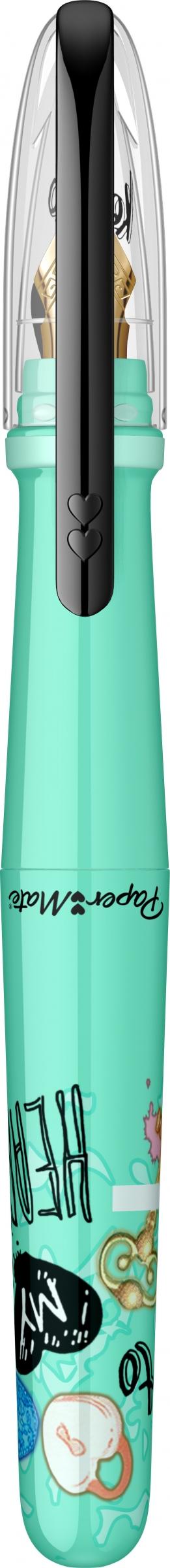 Turquoise Heart-410