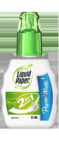 Liquid 2in1 PaperMate